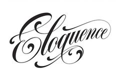 Eloquence by Keith Morris