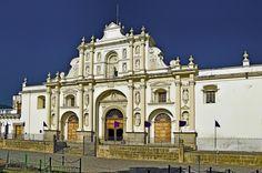 Saint Joseph Cathedral, 5a Calle Oriente, Antigua, Guatemala, Central America / Original Church Completed circa: 1541 | by Lago Tanganyika