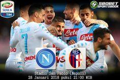 Prediksi Bola Napoli vs Bologna 28 Januari 2018        SBOBETSPORTBOOK  - Prediksi Napoli vs Bologna 28 Januari 2018 - Artikel ini akan me...