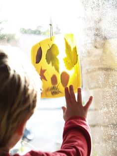 Let's make a Beeswax Suncatcher. - The Magic Onions