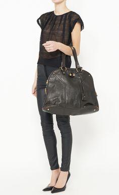 Yves Saint Laurent Bone Handbag | VAUNTE Hello beautiful | Girl\u0026#39;s ...