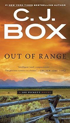 Out of Range (A Joe Pickett Novel) by C. J. Box https://www.amazon.com/dp/0399575723/ref=cm_sw_r_pi_dp_x_6nyYzb6W1RBN5