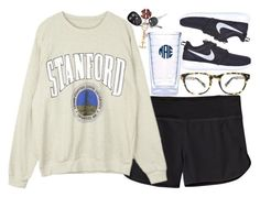 """""""driving with dad :)"""" by alexisfloyd ❤ liked on Polyvore featuring Patagonia, Warby Parker, NIKE, Kate Spade and Tervis"""
