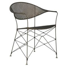 So love these chairs from JANUS et Cie