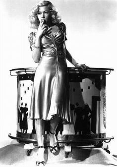 Femme fatale Gloria Grahame in all her glory.