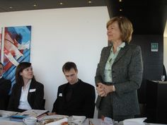 Ina von Koenig, Gründerin BusinessPlus, Schweiz