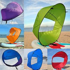 Kayak Camping Portable PVC Downwind Wind Paddle Instant Popup Board Kayak Sail Accessories in Sporting Goods, Water Sports, Kayaking, Canoeing Kayak Boats, Canoe And Kayak, Kayak Fishing, Sailing Kayak, Ocean Kayak, Sup Paddle Board, Kayak Paddle, Stand Up Paddling, Canoe Accessories