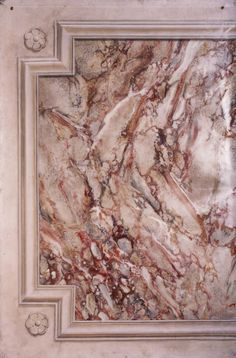 FAUX-FINISHES by Delphine Lippens (1989-1992) Marble Painting, Faux Painting, Stone Texture, Marble Texture, Marble Columns, Pvc Wall, Paint Effects, Marble Effect, Red Paint