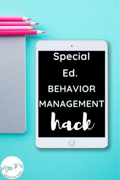 Want a super simple way to improve behavior and classroom management in your special education or inclusion setting? Then this special education hack is for you! Click to read how you can easily improve attention to task, classroom management and behavior. It's a must read for special education teachers, autism classes, life skills programs, speech therapists and other self-contained classrooms. Autism Classroom, Classroom Resources, Classroom Ideas, Behavior Plans, Student Behavior, Behavior Management, Classroom Management, Self Contained Classroom, Teaching Special Education