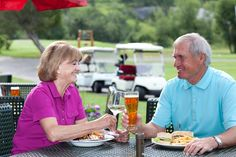 Mountainside Grille at the Golf Course #FairmontHotSpringsResort #dining #MountainsideGrille #eating #drinking #golfcourse #clubhouse