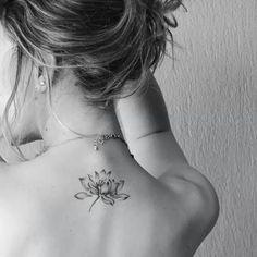 45 ideas tattoo frauen lotusblume mandala for 2020 Hawaiianisches Tattoo, Fake Tattoo, Tattoo Hals, Tattoo Fonts, Tattoo Neck, Tattoo Quotes, Grey Tattoo, Mandala Tattoo, Mini Tattoos