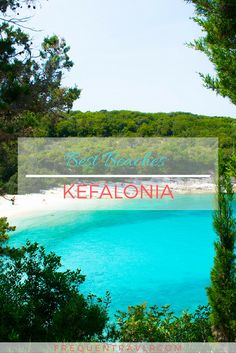 Find some of the best beaches in the world in Kefalonia. Discover Myrtos beach and many more hidden gems in Greece. Cool Places To Visit, Places To Go, Myrtos Beach, Hidden Beach, Greece Islands, Greece Travel, Greece Trip, Beaches In The World, Beautiful Places In The World