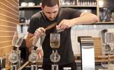 Joe Black - Surry Hills - Restaurants - Time Out Sydney Surry Hills, Coffee Maker, Coffee Shops, Coffee Roasting, Cafe Bar, Commonwealth, Barista, Sydney, Restaurants