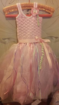 Happy Heart Fiber Art : Free Pattern Friday! The fairy princess tutu Dress...