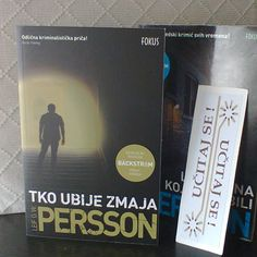 Netipični protagonist jednog kriminalističkog serijala, Bäckström nas i u ovom romanu vodi kroz vrlo zamršen slučaj, zabavljajući nas pritom svojom naprasitom naravi i, općenito, samom svojom pojavom. [Fokus] Recenzija: http://ucitajse.blogspot.hr/2018/02/tko-ubije-zmaja-leif-gw-persson.html