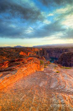 ✯ Page, Arizona Sunset