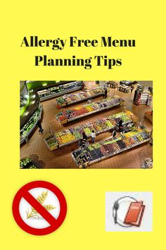 Learn all about allergy free menu planning and how it can work for you. Discover tips to make allergy free menu planning simple and fun. Allergy Free Recipes For Kids, Menu Planning, Kids Meals, Free Food, Allergies, How To Plan, Learning, Studying, Teaching