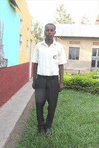 You can help Bright from Uganda have a bright future by sponsoring him today!