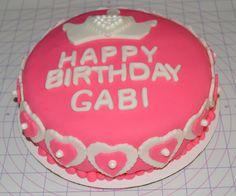 Birthday cake for my daughter 4/2015