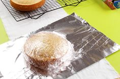 Freeze a Cake before You Decorate | The Bearfoot Baker