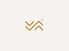 Vava, Concord Arts Beijing by Liu Tianyang, via Behance Logo Branding, Wm Logo, Graphic Design Branding, Brand Identity Design, Water Branding, Logo Inspiration, Creative Logo, Creative Icon, Corporate Design