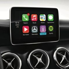 Attivazione Apple Carplay e Android auto per mercedes dal 2016 Mercedes Benz Models, Android Auto, Best Android, Iphone 6 Models, Any App, Old Cars, Lineup, Cool Things To Buy