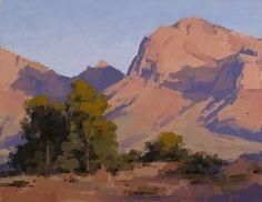 Sundown by Laurie Kersey Oil ~ 11 x 14