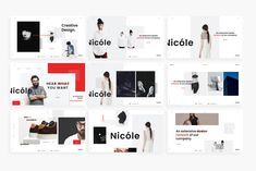Ad: Nicole - PowerPoint Template by Mikoslide on About this Template: Impress your audience with this Business PowerPoint Template. This PowerPoint Template comes with 560 total slides and Powerpoint Examples, Great Powerpoint Presentations, Simple Powerpoint Templates, Professional Powerpoint Templates, Microsoft Powerpoint, Phone Mockup, Professional Presentation