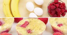 She Mixed Together 3 Ingredients and Made the Best Flourless Muffins Ever!