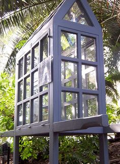 Now this is more like what I want...for the covered front porch with orchids inside!