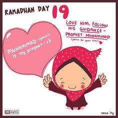 "day 19 ""Prophet Muhammad SAW"""