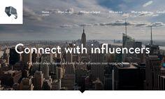 Web design Inspiration  Tribal Media,  #clean #colour #hero #icons #pastel #photo #Responsive #sotd