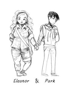 I read Eleanor & Park by Rainbow Rowell, and it was adorable. I felt inspired to do this quick sketch. The book is sweet, but it also ...