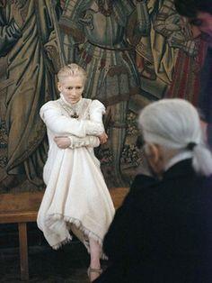 Tilda Swinton Stars In New Chanel Ad Campaign | Grazia Fashion