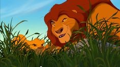 Disney Myers-Briggs | ENFJ - Mufasa: Sensitive to feelings and needs of everyone in the circle of life, you have a unique gift for giving guidance when someone really needs it. You are warm and lighthearted and encourage the potential in everyone, which makes you a particularly inspiring leader.