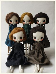 Art Dolls by Evangelione!