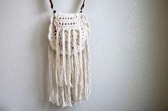 Boho Tassel Crochet Bag – Free Pattern | Persia Lou | Bloglovin'