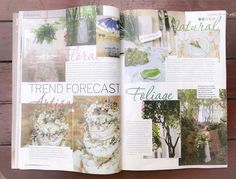 N E W L Y  E N G A G E D _ Hey lovebirds! Have you bought your copy of @weddingideas magazine this month? If you're #newlyengaged and looking for #weddinginspiration then look no further! On page 81 you'll find 3 pages of ideas and inspiration from myself and the wonderful team of suppliers I've had the pleasure of working with in 2016  _ If you're planning a #2017wedding then this trend forecast will advise you about using foliage and English grown seasonal blooms; how to design your…