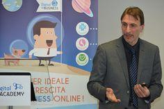 Flavio D'Annunzio, Fondatore e Direttore Commerciale di Digital for Business. #D4Amalattierare #D4A #malattierare #paziente