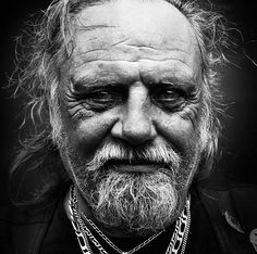 Retratos de motociclistas por Nicolas Auproux - Antidepresivo