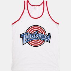 TuneSquad | T-Shirts, Tank Tops, Sweatshirts and Hoodies | HUMAN