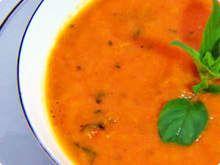 Sopa de tomates da Yasmin Brunet