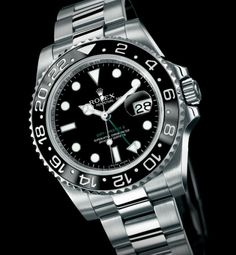 Rolex GMT Master II - simple but functional