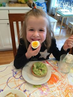 I'd like to introduce you to the pickiest child I have ever known. Does it surprise you to learn that I have a super picky child? I know that people think that my kids must eat everything, because I post pictures of the wide variety of foods that I serve them. But just because I serve it, doesn't m