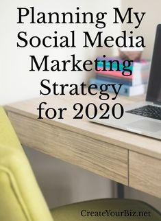 How to plan your social media marketing for 2020   Pinterest marketing   Facebook and Facebook Groups   Instagram for Business   LinkedIn marketing   This is my social media story. How will you use social media to grow your business? #socialmedia #smallbusiness #growyourbiz Facebook Marketing, Social Media Marketing, Work From Home Moms, Make More Money, Growing Your Business, Money Management, Pinterest Marketing, Business Planning, Creative Business