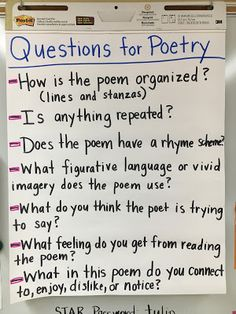 "You know that collective sigh, the one that choruses around the room when you enthusiastically announce, ""Class, the next unit we'll be entering into is poetry!""  If poetry is taught the right way, st"