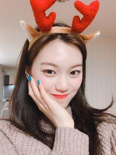 Kpop Girl Groups, Kpop Girls, Choi Yoojung, Kim Doyeon, Ulzzang Korean Girl, Unique Faces, Uzzlang Girl, The Most Beautiful Girl, Korean Beauty