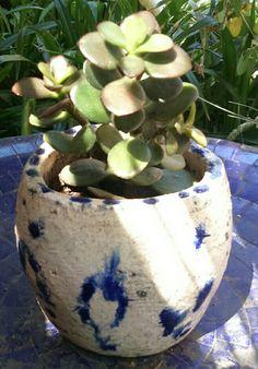 Maceta dw ceràmica de Raku