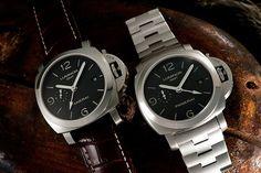PAM320 | PAM329 | New P.9000 series Panerai watches