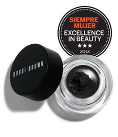 Bobbi Brown Long-Wear Gel Eyeliner:This award-winning liner gives you the look of liquid liner with the ease & feel of a gel formula. Long-wearing, water-resistant color glides on & let's you get it just right before it dries - then stays without a smear or crease.